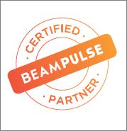 Macaron Beampulse certified partner